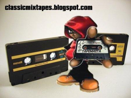 classic mixtape blog logo