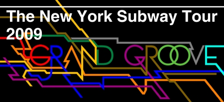 sign - 01 the new york subway tour
