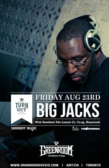 BIG JACKS TURNOUT
