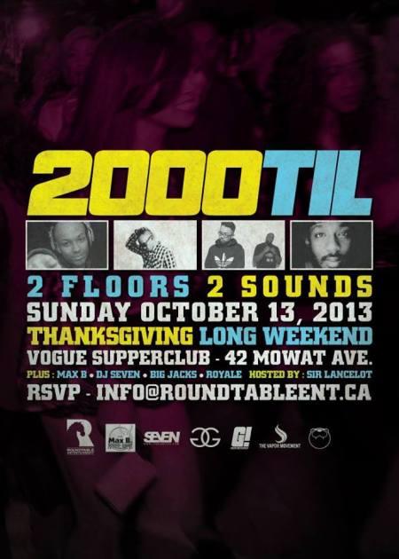 2000til OCT 2013