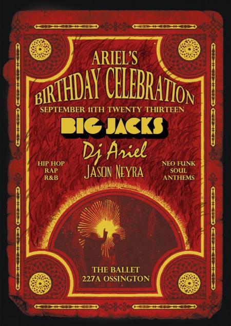 Ariel's Ballet