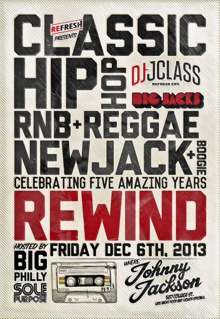 rewind flyer