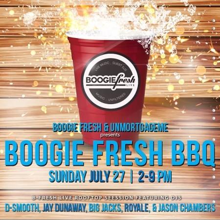 boogie fresh bbq