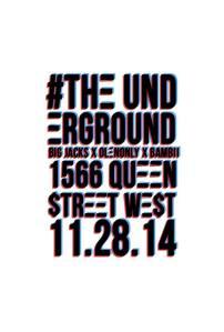 underground 2nd anniversary 2014